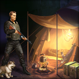 Скриншот из игры Метро 2033