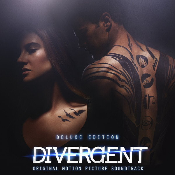 Divergent - OST / Дивергент - Саундтрек (2014)