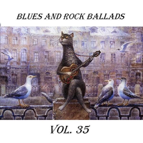 VA - Blues and Rock Ballads Vol.35